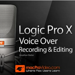 Essential software for editing voiceovers (Mac)
