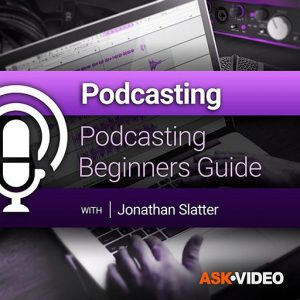 Jonathan Slatter Podcasting Beginners Guide
